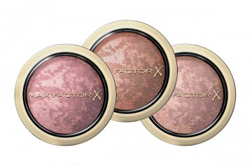 Creme Puff Blush мраморные румяна Max Factor