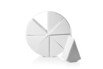 Набор спонжей e.l.f. Essential Blending Wedges
