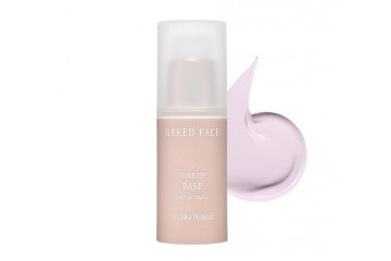 База под макияж Holika Holika Naked Face Tone-Up Base SPF50 PA+++