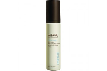 Увлажняющий лосьон для лица SPF 15 Ahava Essential Moisturizing Lotion Broad Spectrum SPF 15