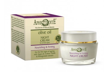 Ночной крем для лица Aphrodite Nourishing & Firming Night Cream (Z-20)
