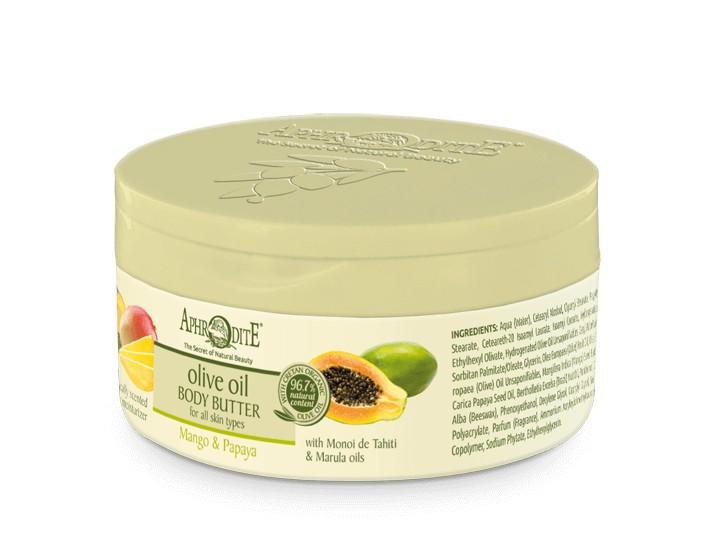 Крем для тела своими руками с оливковым маслом