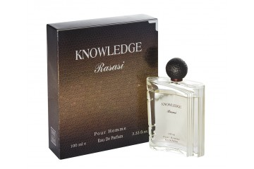 Knowledge for men парфюмерная вода Rasasi Parfums