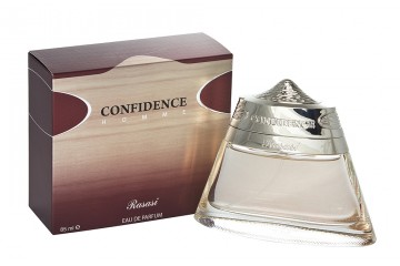 Confidence for men парфюмерная вода Rasasi Parfums