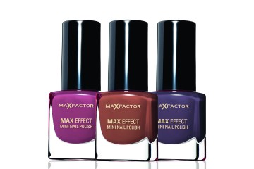 Лак для ногтей Max Factor Max Effect Mini Nail Polish