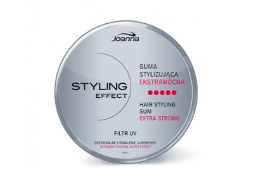Резина для креативного стайлинга волос Joanna Styling Effect Hair Styling Gum Extra Strong