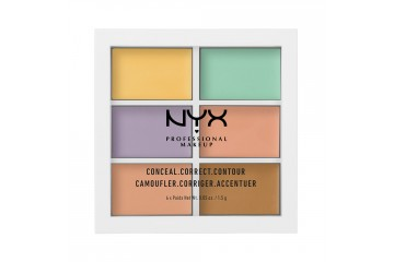 Палитра корректоров для лица NYX Color Correcting Palette
