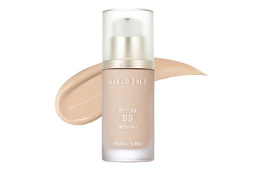 ВВ крем Holika Holika Naked Face Fitting BB SPF30++