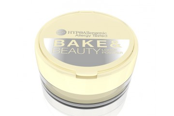 Гипоаллергенная прозрачная пудра для лица Bell Hypoallergenic Transparent Mat Loose Powder