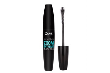 Тушь для ресниц Quiz Mascara Quiz Zoom Extreme Perfect Look