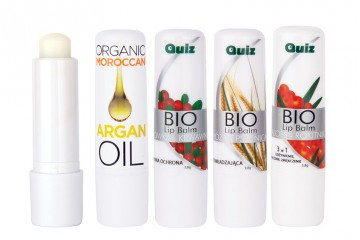 Бальзам для губ Quiz Lip Balm Bio with Extracts