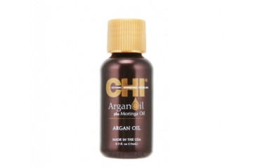 Восстанавливающее масло для волос с аргановым маслом CHI Argan Oil Plus Moringa Oil 15 мл