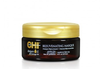 Восстанавливающая маска для волос с аргановым маслом CHI Argan Oil Plus Moringa Oil Rejuvenating Masque
