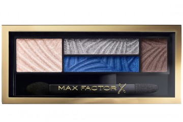 Azure Allure Тени для век и бровей Max Factor Smokey Eye Drama 2-IN-1 Kit