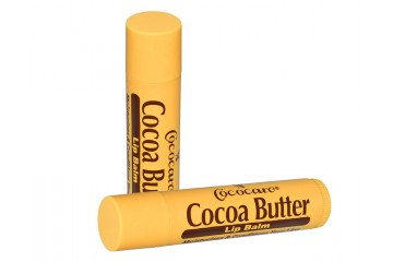 Бальзам для губ Какао Cococare Cocoa Butter Lip Balm