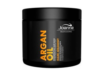 Профессиональная маска для волос с аргановым маслом Joanna Professional Hair Mask with Argan Oil 500g