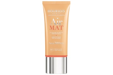 Стойкая тональная основа Bourjois Air MAT 24H