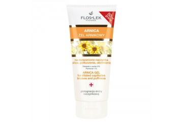 Гель для лица Арника Floslek Arnica Gel for Dilated Capillaries, Bruises and Puffines