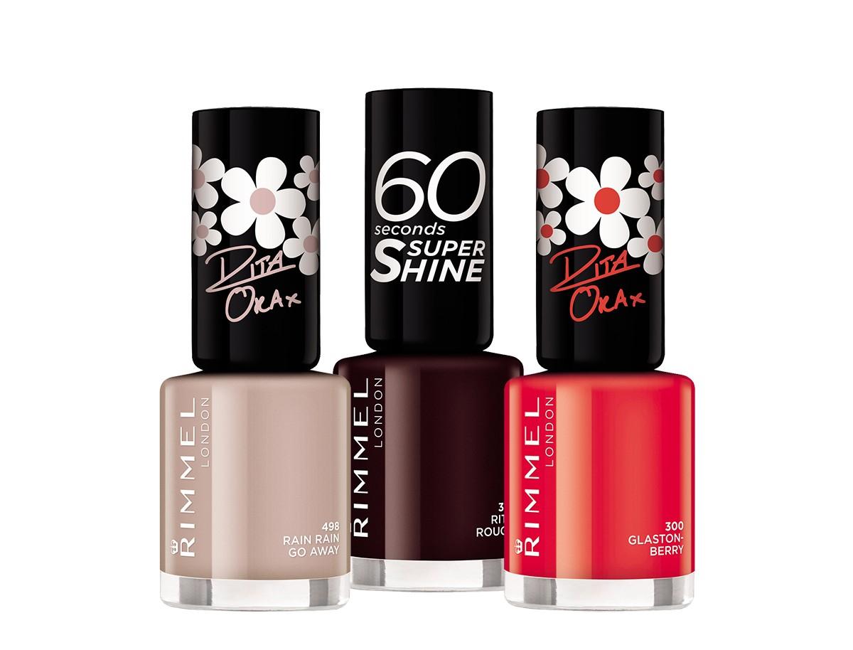 Лак для ногтей Rimmel 60 Seconds Отзывы покупателей