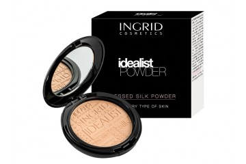 Компактная пудра Ingrid Cosmetics Idealist Pressed Silk Powder