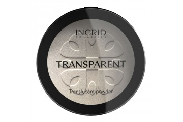 Прозрачная пудра для лица Ingrid Cosmetics HD Beauty Innovation Transparent Powder
