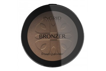 Пудра бронзатор для лица Ingrid Cosmetics HD Beauty Innovation Bronzing Powder