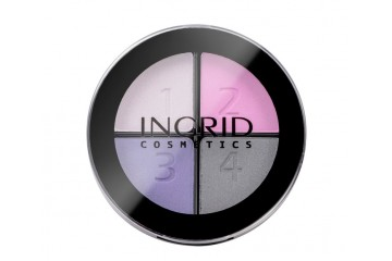 Тени для век Касабланка Ingrid Cosmetics Casablanca eyeshadow