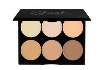Light Палетка для контурирования лица Sleek MakeUp Cream Contour Kit