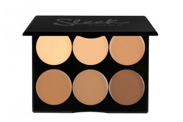 Medium Палетка для контурирования лица Sleek MakeUp Cream Contour Kit