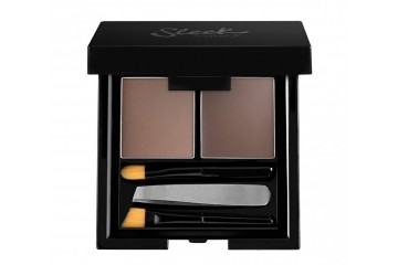 Dark Палетка для бровей Sleek MakeUp Brow Kit