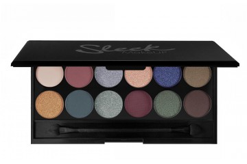 Enchanted Forest Палитра теней Sleek MakeUp i-Divine Eyeshadow Palette