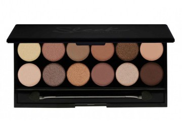 A New Day Палитра теней Sleek MakeUp i-Divine Eyeshadow Palette (BT612)