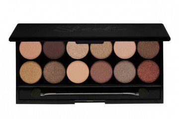 All Night Long Палитра теней Sleek MakeUp i-Divine Eyeshadow Palette (BT613)