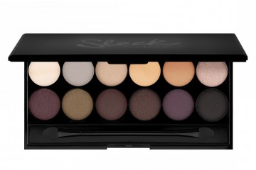 Au Naturel Палитра теней Sleek MakeUp i-Divine Eyeshadow Palette (BT615)