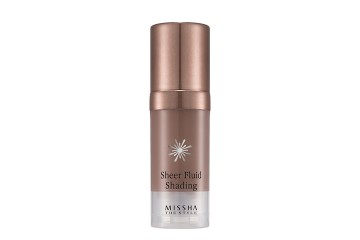 Бронзер для лица MISSHA The Style Sheer Fluid Shading