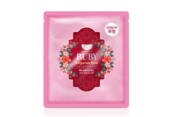 Гидрогелевая маска для лица с рубином KOELF Ruby & Bulgarian Rose Hydro Gel Mask