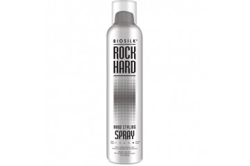 Спрей для укладки волос Biosilk Rock Hard Styling Spray
