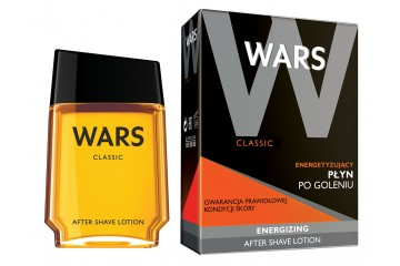 Лосьон после бритья Miraculum Wars Classic Energizing After Shave Lotion