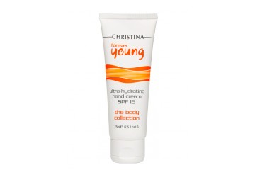 Ультраувлажняющий крем для рук c SPF 15 Christina Forever Young Ultra-Hydrating Hand Cream SPF 15 (FYBC-HC)